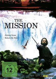 The Mission (1986), DVD