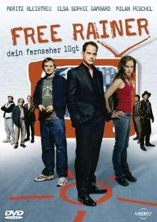 Free Rainer - Dein Fernseher lügt, DVD