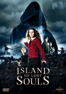 Island of Lost Souls (2007), DVD