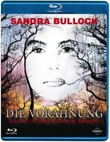 Die Vorahnung (Blu-ray), Blu-ray Disc