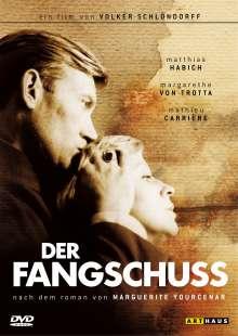 Der Fangschuss, DVD