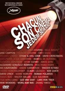 Chacun son Cinema - Jedem sein Kino (OmU), DVD