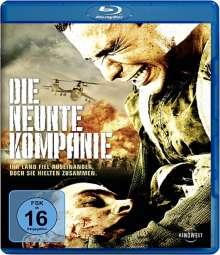 Die neunte Kompanie (Blu-ray), Blu-ray Disc