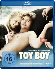 Toy Boy (Blu-ray), Blu-ray Disc