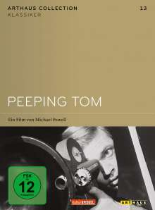 Peeping Tom (Augen der Angst) (Arthaus Collection), DVD