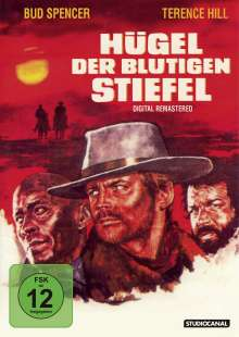 Hügel der blutigen Stiefel, DVD