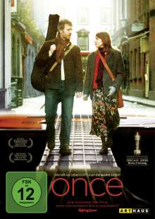 Once, DVD