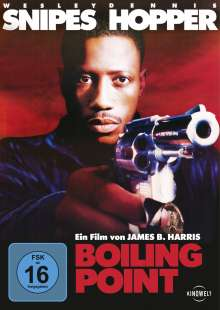 Boiling Point (1994), DVD