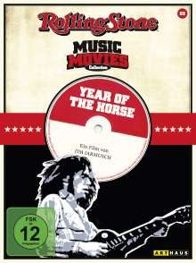 Year Of The Horse (Rolling Stone Music Movies), DVD