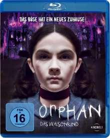 Orphan - Das Waisenkind (Blu-ray), Blu-ray Disc