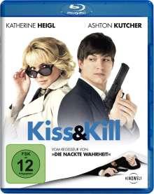 Kiss & Kill (Blu-ray), Blu-ray Disc