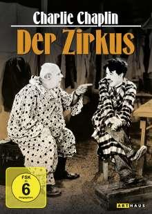 Der Zirkus (OmU), DVD