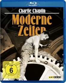 Moderne Zeiten (Blu-ray), Blu-ray Disc
