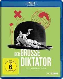 Der große Diktator (Blu-ray), Blu-ray Disc