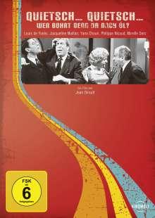 Louis de Funes: Quietsch Quietsch, wer bohrt denn da nach Öl, DVD
