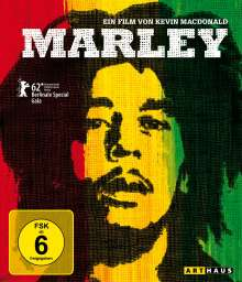 Marley (Blu-ray), Blu-ray Disc