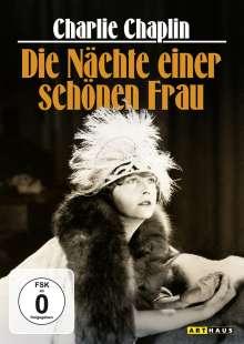 Die Nächte einer schönen Frau, DVD