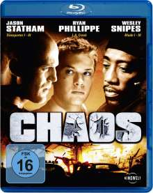 Chaos (2006) (Blu-ray), Blu-ray Disc