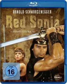 Red Sonja (Blu-ray), Blu-ray Disc