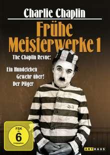 Charlie Chaplin: Frühe Meisterwerke 1, DVD
