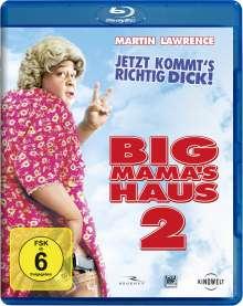 Big Mama's Haus 2 (Blu-ray), Blu-ray Disc