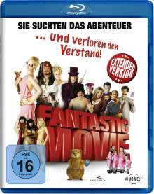 Fantastic Movie (Extended Version) (Blu-ray), Blu-ray Disc