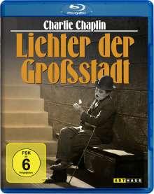 Lichter der Großstadt (OmU) (Blu-ray), Blu-ray Disc