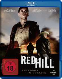 Red Hill (Blu-ray), Blu-ray Disc