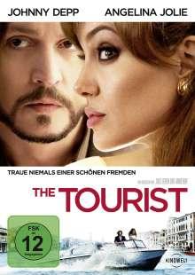 The Tourist, DVD