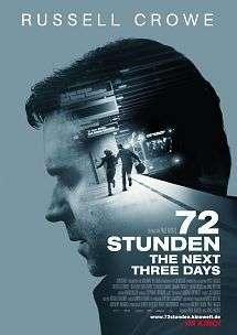 72 Stunden - The Next Three Days, DVD