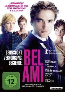 Bel Ami (2012), DVD