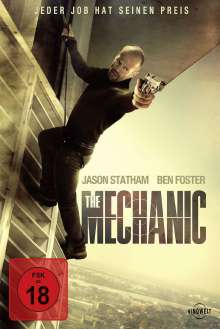 The Mechanic, DVD