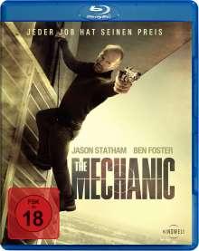 The Mechanic (Blu-ray), Blu-ray Disc