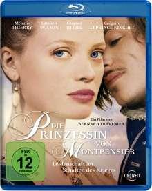 Die Prinzessin von Montpensier (Blu-ray), Blu-ray Disc