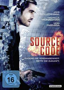Source Code, DVD