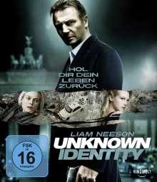 Unknown Identity (Blu-ray), Blu-ray Disc