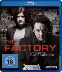 The Factory (Blu-ray), Blu-ray Disc