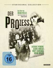 Der Prozess (1962) (Studio Canal Collection) (Blu-ray), Blu-ray Disc