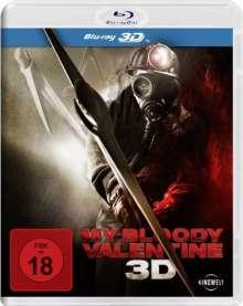 My Bloody Valentine (3D Blu-ray), Blu-ray Disc