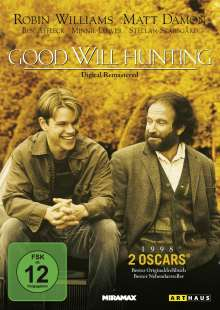 Good Will Hunting, DVD