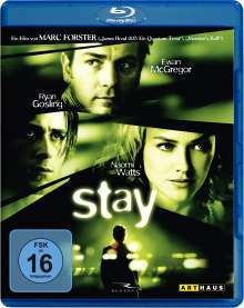 Stay (Blu-ray), Blu-ray Disc
