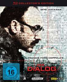Der Dialog (Collector's Edition) (Blu-ray), Blu-ray Disc