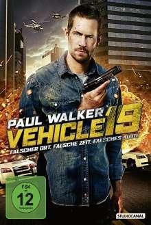 Vehicle 19, DVD