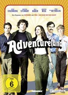 Adventureland, DVD