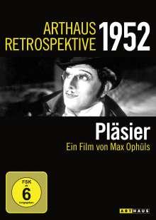 Pläsier, DVD
