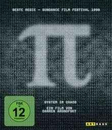 Pi (Blu-ray), Blu-ray Disc