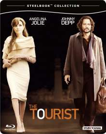 The Tourist (Blu-ray im Steelbook), Blu-ray Disc