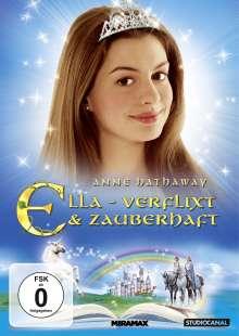 Ella - Verflixt und zauberhaft, DVD