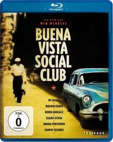 Buena Vista Social Club (OmU) (Blu-ray), Blu-ray Disc