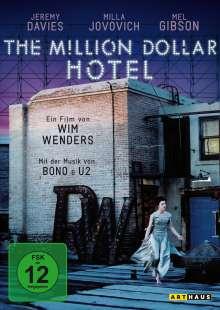 Million Dollar Hotel, DVD